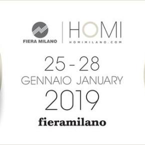 HOMI milano 2019に出展いたします